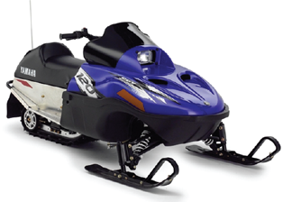 Yamaha Youth SRX 120 Snowmobile Parts
